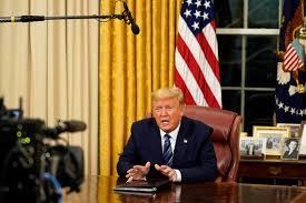Coronavirus : Donald Trump joue sa réélection sur la gestion de la crise