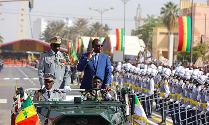 Coronavirus au Sénégal: le défilé du 4 avril sera maintenu