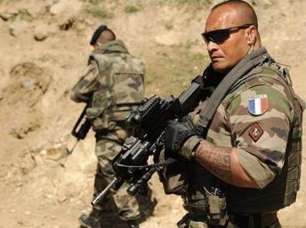 La majeure partie des troupes françaises de l'Otan est déployée dans la région de la Kapisa, au nord-est de l'Afghanistan, où a été menée l'attaque meurtrière ce samedi 9 juin 2012. AFP