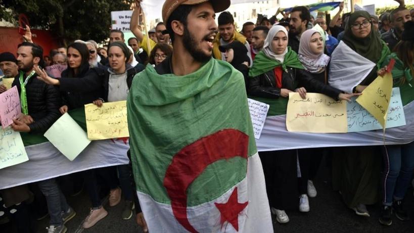 Algérie: «Le Hirak ne peut pas prendre la place du pouvoir»