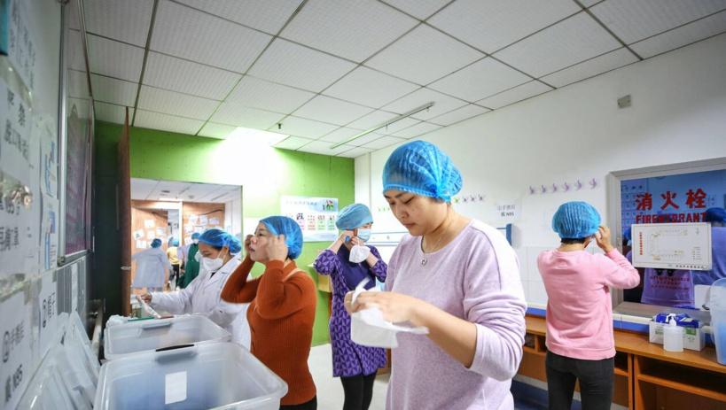 Coronavirus. 20 nouveaux cas en Chine, dont 16 venus de l'étranger