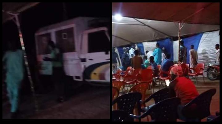 #Coronavirus: la police urbaine de Bambey arrête les chants religieux d'une association