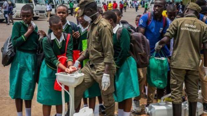 Coronavirus: de nouveaux cas au Nigéria et au Rwanda