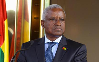 Guinée Bissau: l'ancien président Manuel Sérifo Nhamadjo est décédé