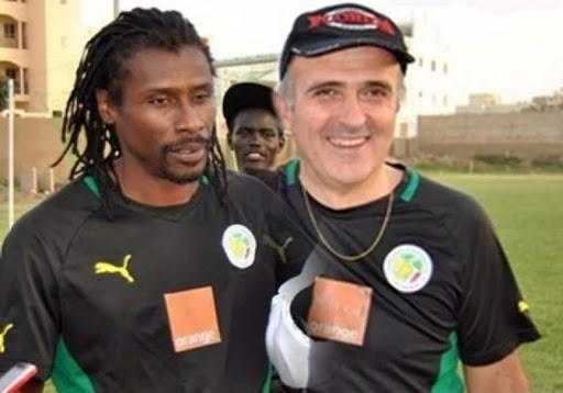 Equipe nationale: Amiens recrute l'adjoint de Aliou Cissé... la FSF et la DTN même pas au courant