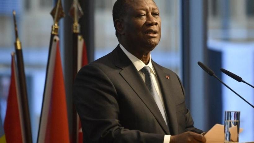 Alassane Ouattara : un départ surprenant