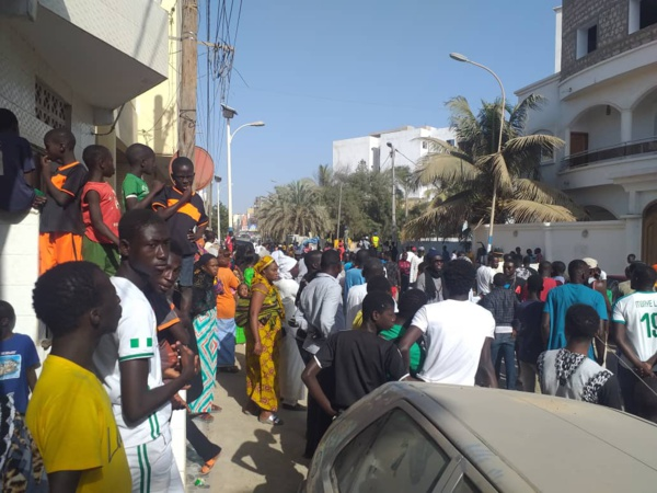 Vive tension à Yoff Layène après l'arrestation d'un imam qui dirigeait la prière du vendredi