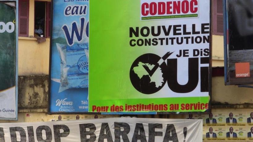 Guinée: tensions et défiance à la veille du double scrutin