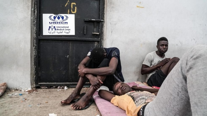 Coronavirus en Libye: forte inquiétude concernant les migrants