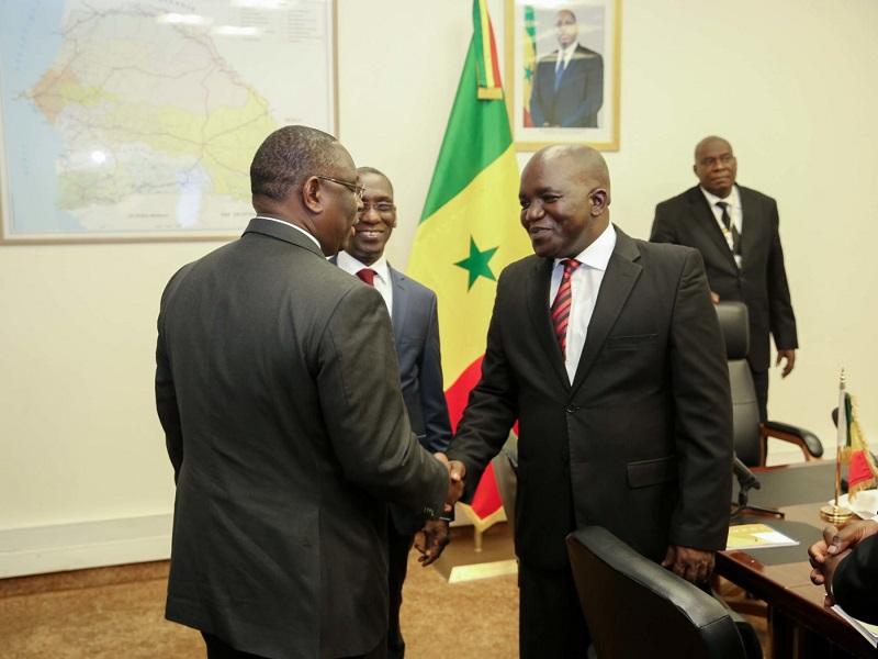 Coronavirus : Macky Sall va recevoir Idrissa Seck, Ousmane Sonko, Abdoul Mbaye... mardi dans l'après-midi