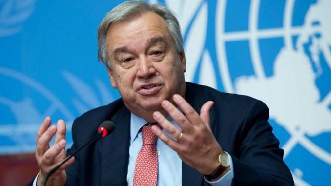 #COVID-19 - Appel de l'ONU pour un cessez-le-feu mondial