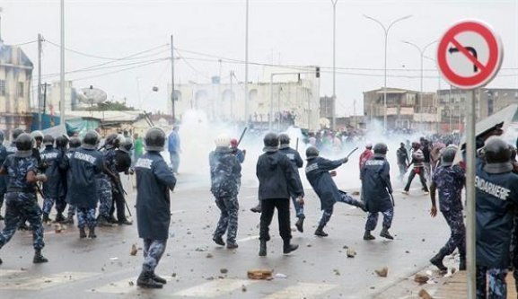 Togo: tension à Lomé