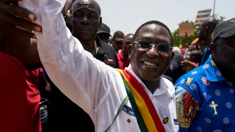 Urgent- Mali: le chef de l'opposition Soumaïla Cissé, enlevé