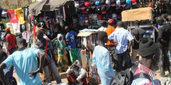 Marché Nguiranel de Touba : des malfaiteurs profitent du couvre-feu pour dévaliser 4 magasins