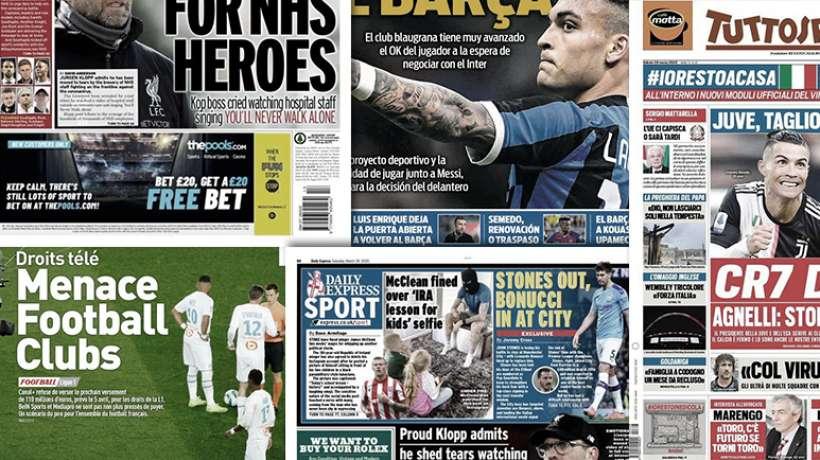 Les larmes de Klopp font les gros titres en Angleterre, l'énorme sacrifice de Cristiano Ronaldo