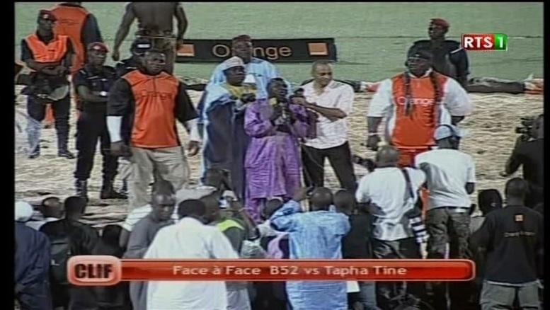 Lutte-Bombardier vs Tapha Tine : Selbé Ndom prédit un combat sanglant