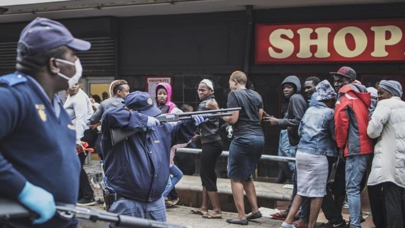 Coronavirus: l'Afrique face à la pandémie