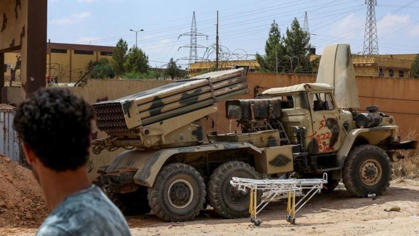 Libye: intensification des combats entre les forces de Sarraj et d'Haftar
