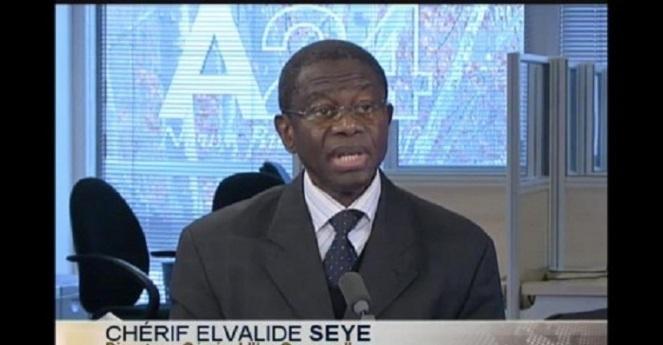 Dernière minute : Le journaliste Chérif Elvalid Sèye décède à Nairobi (Kenya) arme à la main