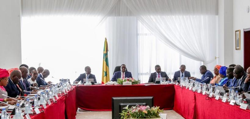 Le Conseil des ministres de ce mercredi 1er avril se fera par visioconférence