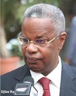 Législative 2012 & sortie médiatique de Me Wade : Djibo Kâ demande à Wade de garder le silence