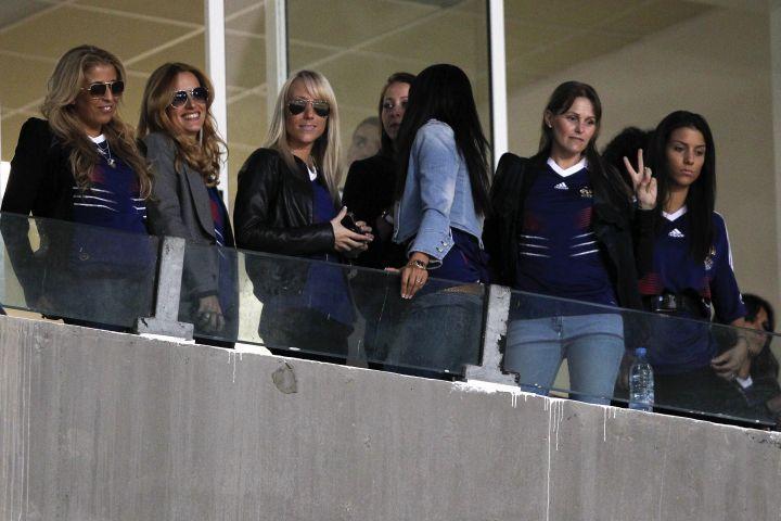 Suède vs France: les femmes des Bleus sont à Kiev