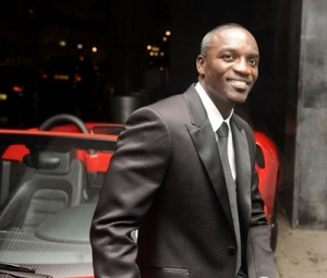 Une nouvelle marque de boisson pour Akon au Sénégal