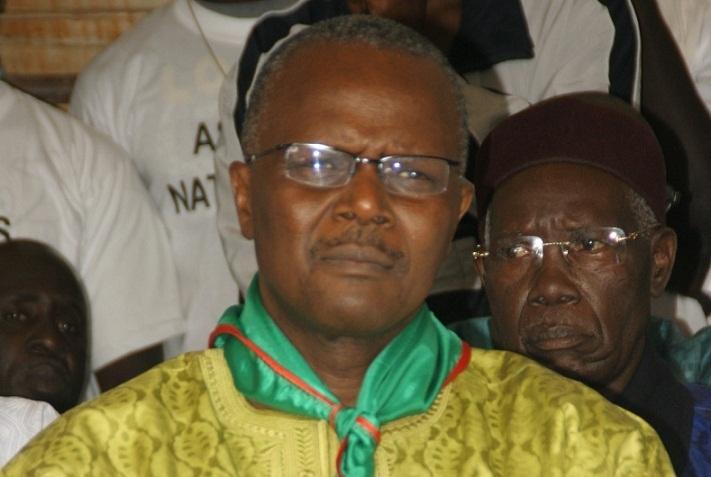 """Ousmane Tanor Dieng sur l'arrestation d'Ousmane Ngom : """"Nul n'est au dessus de la loi"""""""