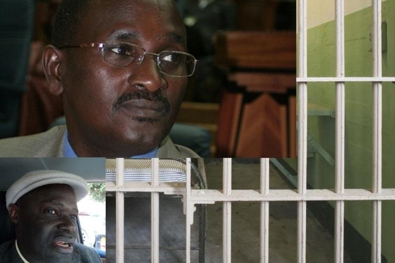 Amadou Kane Diallo, Ahmet Fall Braya et le DAF et un agent du COSEC en prison, d'autres DG vont suivre