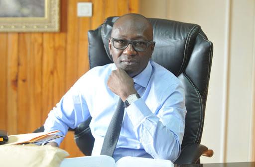 L'hommage de Abdoulaye Diop, ministre de la Culture et de la Communication à Golbert Diagne