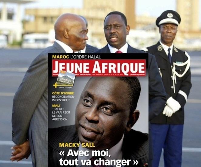 Interview avec Jeune Afrique, Macky Sall trahit l'espoir des journalistes sénégalais