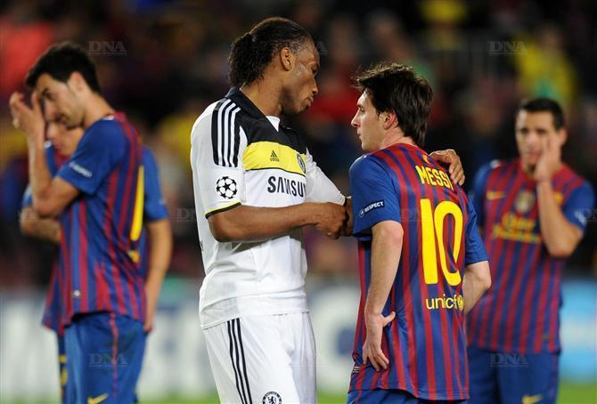 Transfert-Barça : Rosell nie pour Drogba et confirme pour Alba