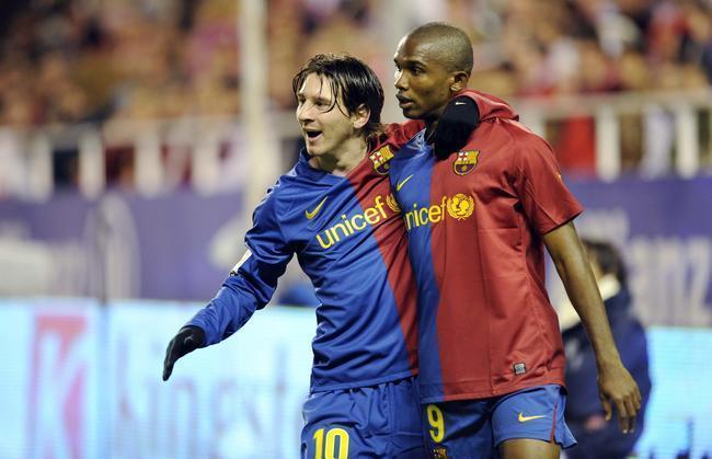 Cameroun : Lionel Messi, Samuel Eto'o et Roger Milla sur un même terrain ?