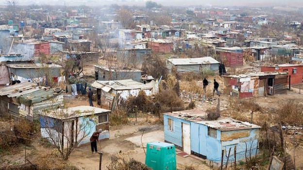 Le confinement prolongé en Afrique du Sud