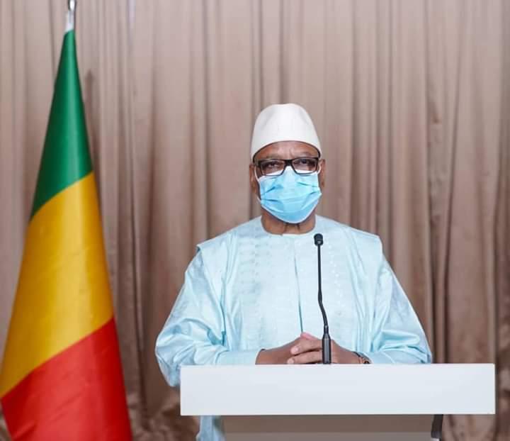 Coronavirus : voici l'intégralité du discours du président malien IBK