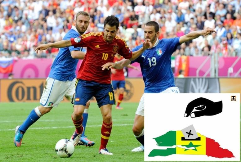Euro 2012 ou Législatives 2012 : La finale ou les résultats du scrutin?
