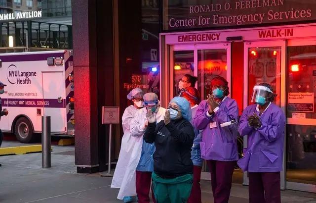 Coronavirus : Les Etats-Unis dépassent les 20.000 morts... Record de cas importés en Chine...