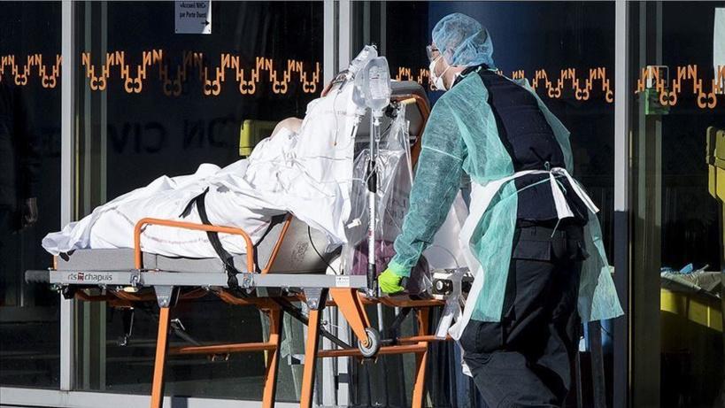 Point #Covid_19 dans le monde: Les Etats-Unis dépassent les 20 000 morts, les chiffres de l'Italie en baisse