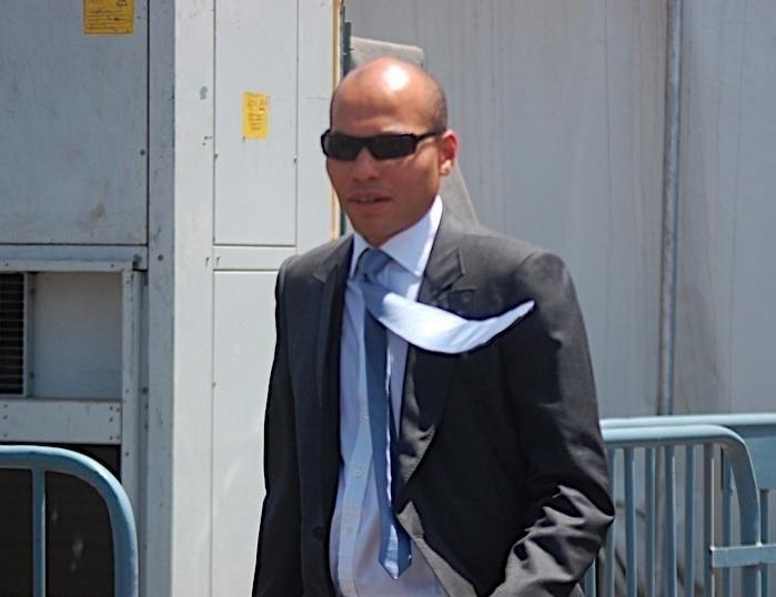 Enrichissement illicite : Karim Wade entendu aujourd'hui