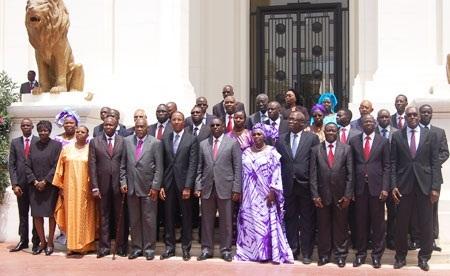 Le communiqué du Conseil des ministres du mercredi 4 juillet 2012