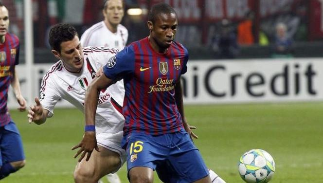 Seydou Keita vers une prolongation de son contrat au FC Barcelone