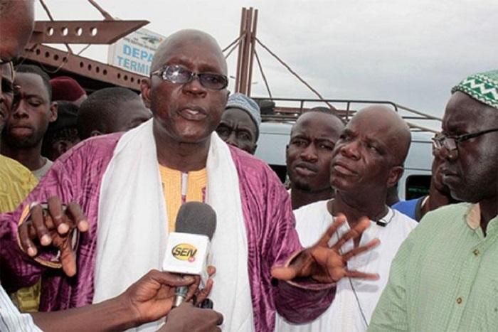 Transport aide alimentaire: «Diop Sy n'est qu'un prête-nom, il y'a d'autres hommes politiques derrière lui», selon Gora Khouma et Cie