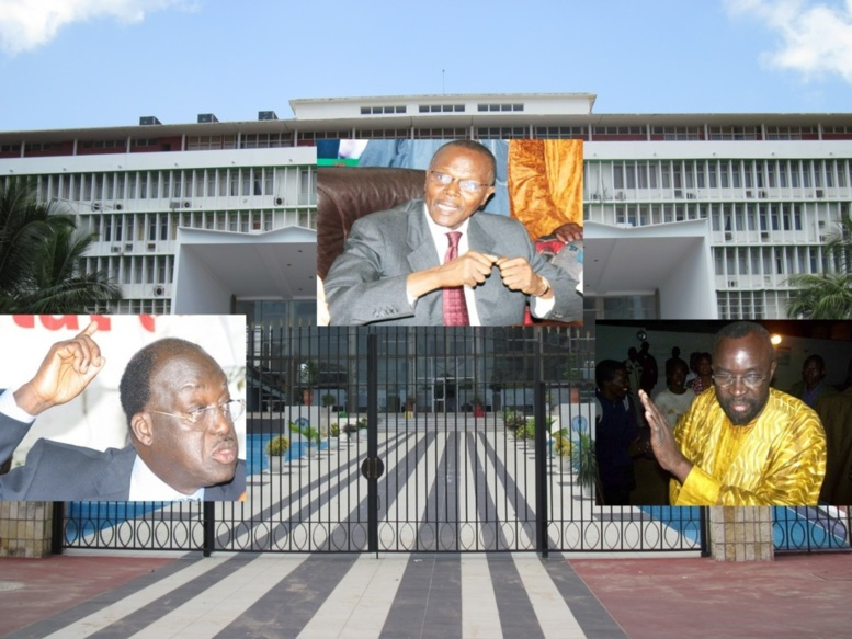 Niasse contre Cissé, Tanor en embuscade: Le perchoir divise Bennoo