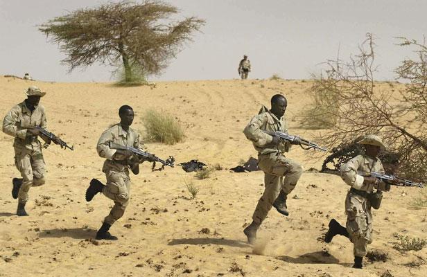 """Mali-P.C. Opérationnel de l'Armée à Sévaré: """"Nous pouvons libérer le Nord… """""""