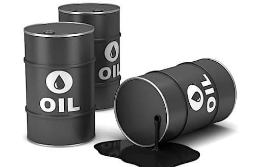 Historique: en chute libre aux États-Unis, le baril de pétrole vaut moins de zéro dollar