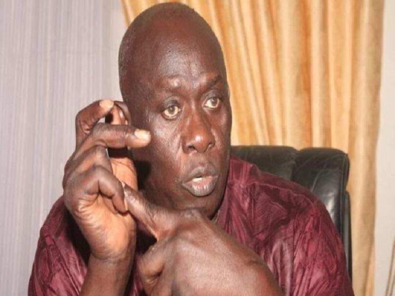 Suspendu pour 10 ans à la tête de la fédération de basket: Baba Tandian réagit