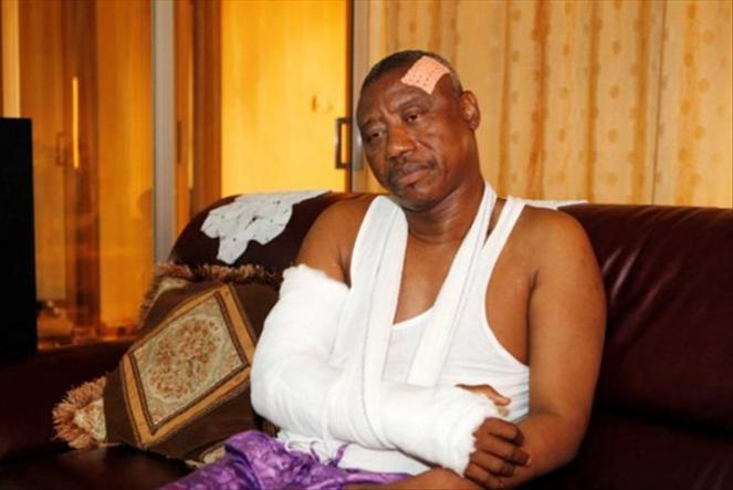 le journaliste Saouti Haïdara, directeur de publication du quotidien privé L'Indépendant a été arrêté jeudi 12 juillet à Bamako