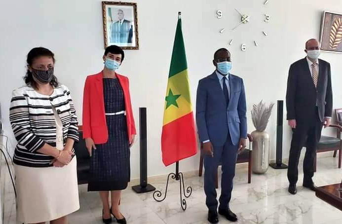 Fonds de riposte Covid-19: 320 milliards de frs déjà mobilisés par le Sénégal, selon Amadou Hott