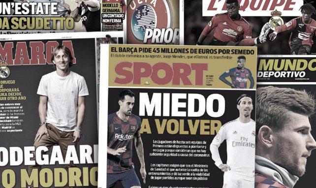 Ça s'agite pour le futur de Luka Modric, 6 clubs espagnols défient la Liga