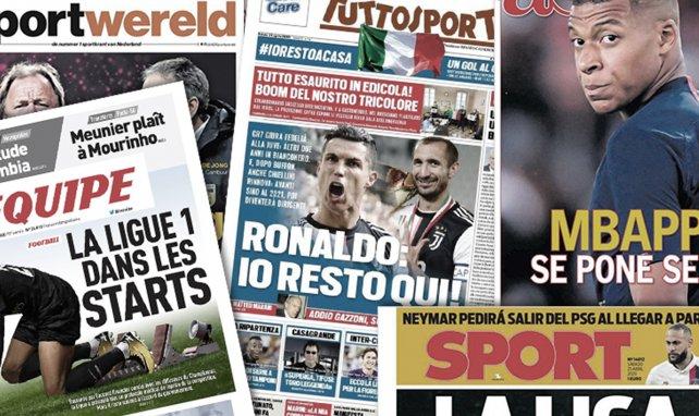 L'annonce forte de Cristiano Ronaldo sur son avenir, le plan de Neymar pour quitter le PSG